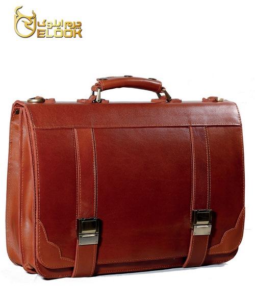 کیف اداری چرم طبیعی مدل LB 208