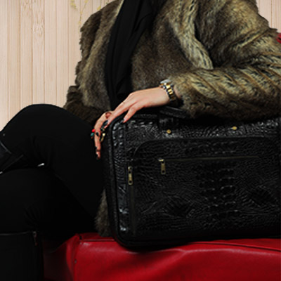 فروش ویژه کیف چرم پاسپورتی