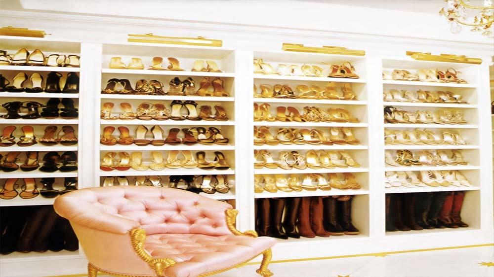 کفش زنانه - کفش تابستانی - کفش سیندرلایی