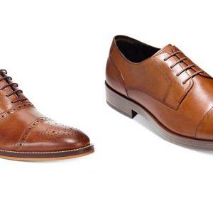 انواع کفش مردانه رسمی - کفش کالج