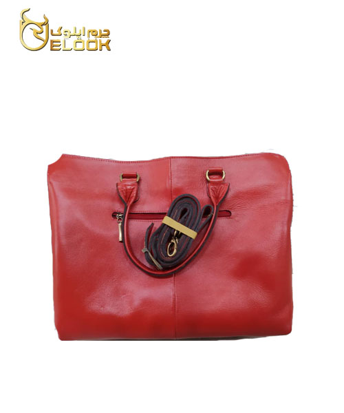 کیف چرم طبیعی زنانه مدل LHB 377