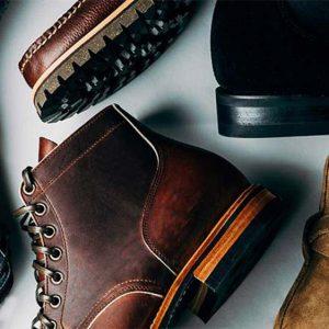 کفش چرم زنانه - کفش چرم مردانه